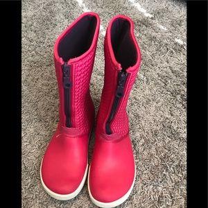 Crocs Winter Snow Rain Boots size 9